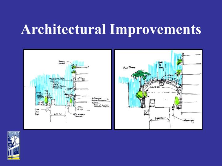 Architectural Improvements