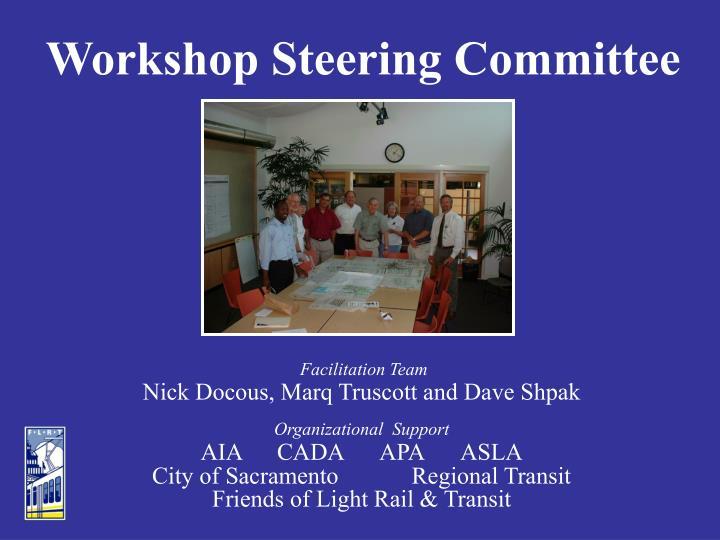 Workshop Steering Committee