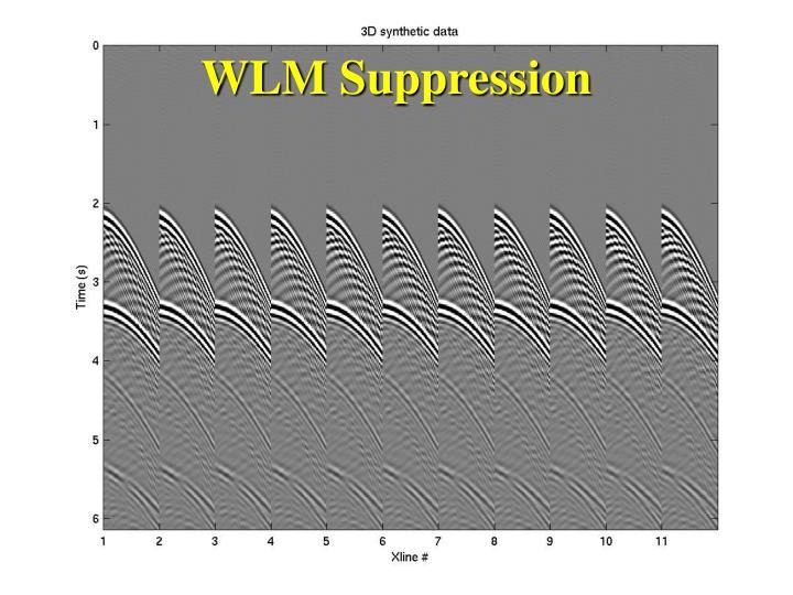 WLM Suppression