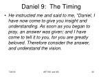 daniel 9 the timing2