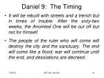 daniel 9 the timing4
