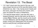 revelation 13 the beast1