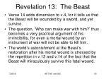 revelation 13 the beast11