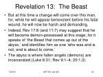 revelation 13 the beast13