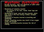 myotonic dystrophy2