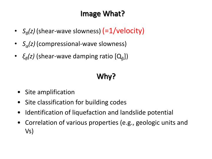 Image What?