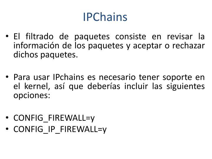 IPChains
