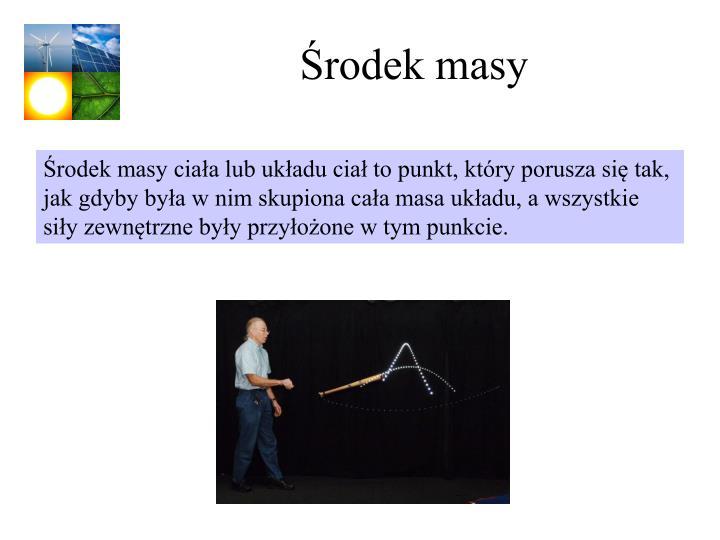 Rodek masy
