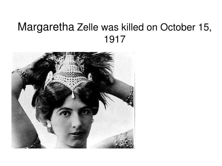 Margaretha