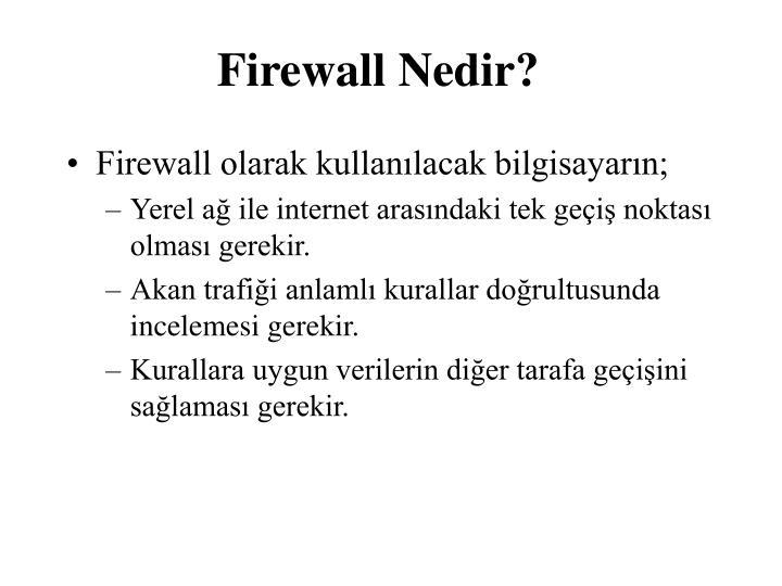 Firewall nedir1
