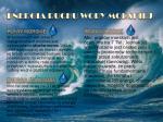 energia ruchu wody morskiej