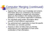 computer merging continued1