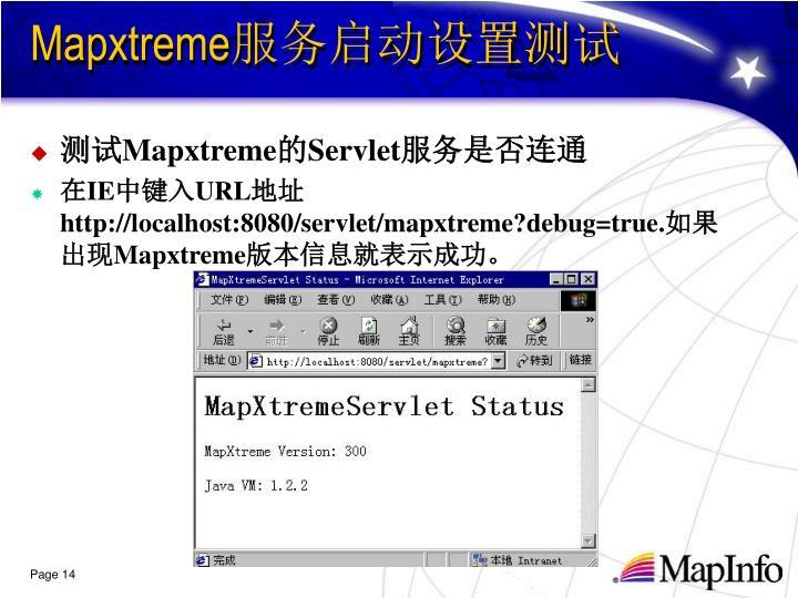Mapxtreme