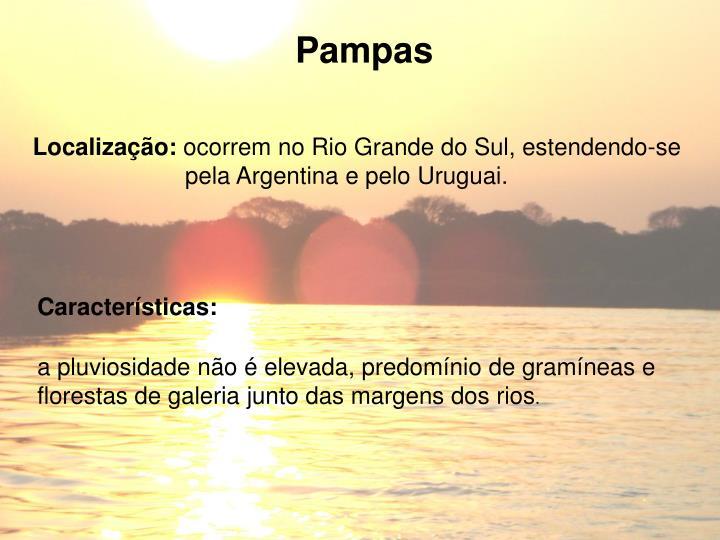 Pampas