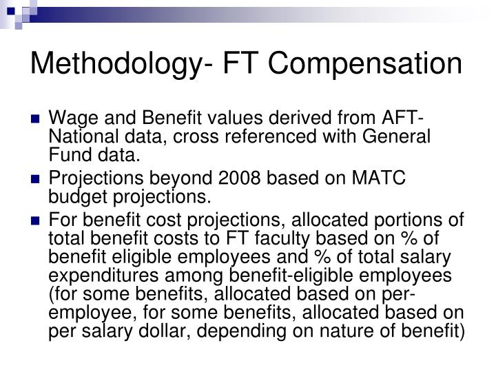 Methodology- FT Compensation