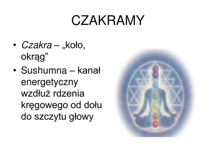 Czakramy