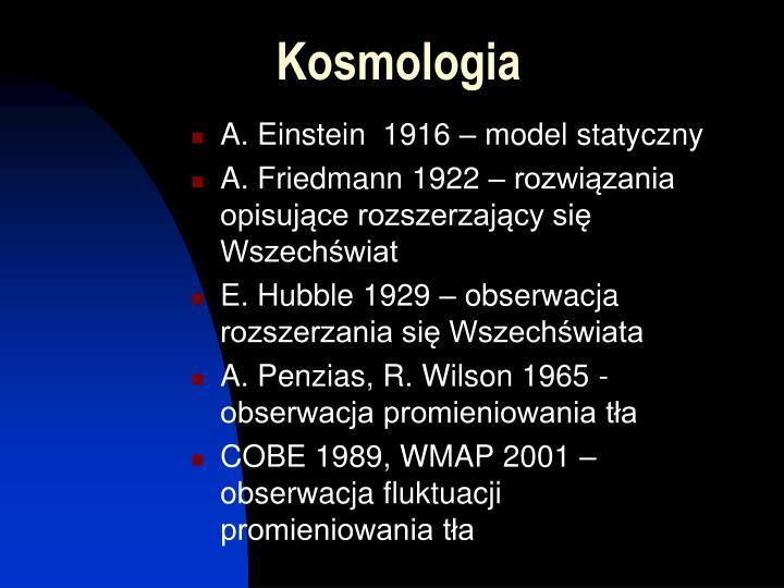 Kosmologia
