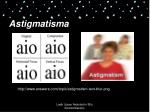 astigmatisma