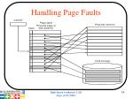 handling page faults1