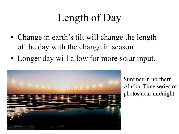 Length of Day