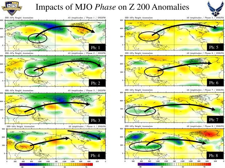 Impacts of MJO