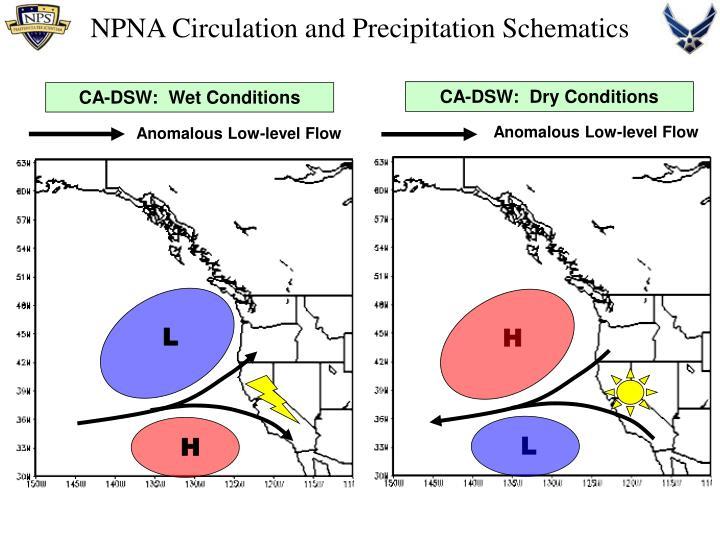 CA-DSW:  Dry Conditions