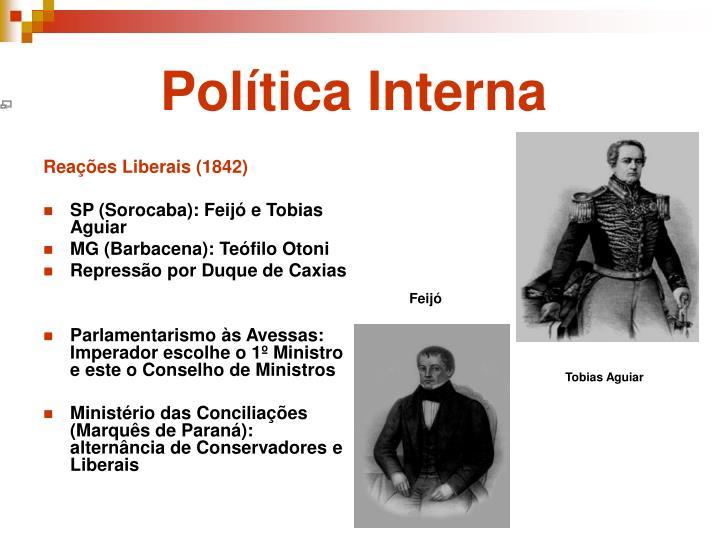 Reações Liberais (1842)