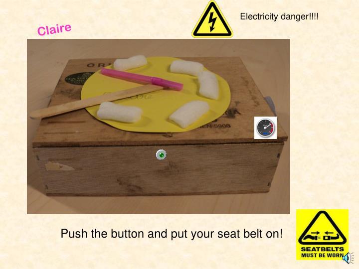 Electricity danger!!!!
