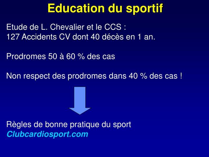 Règles de bonne pratique du sport