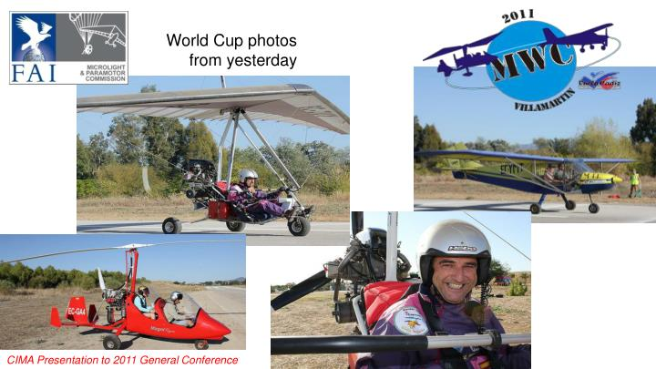 World Cup photos