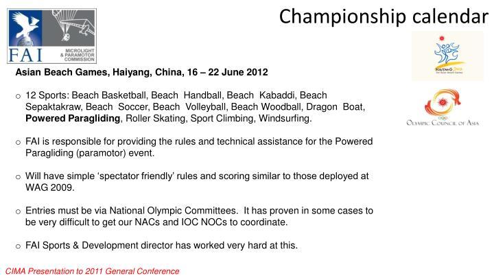 Asian Beach Games,