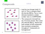 compounds