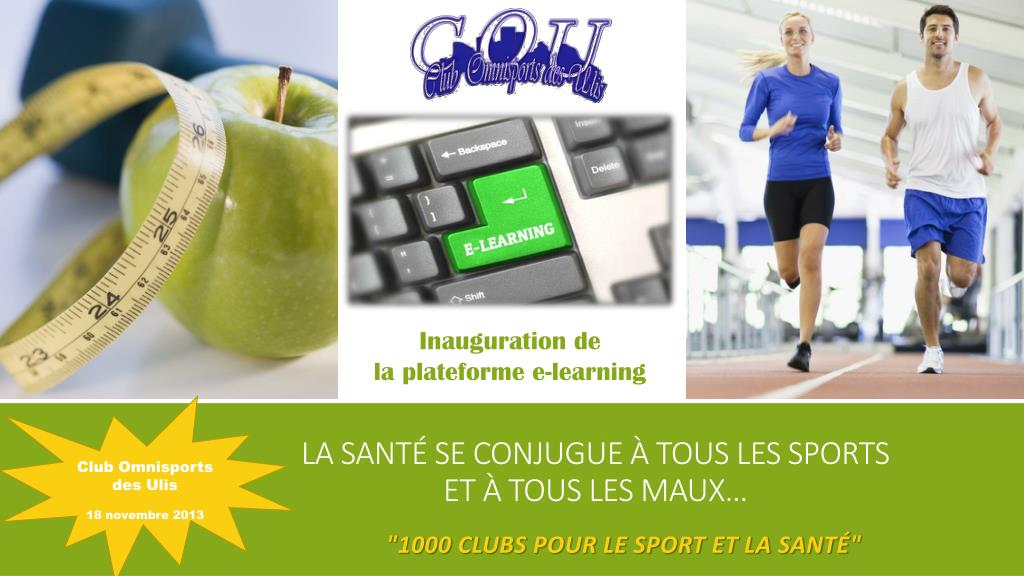 Ppt La Sante Se Conjugue A Tous Les Sports Et A Tous Les Maux Powerpoint Presentation Id 4245840