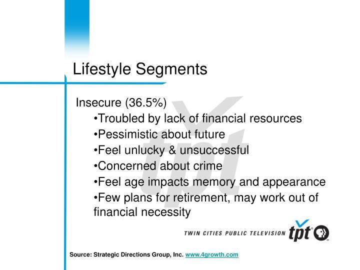 Lifestyle Segments