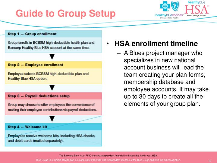 Guide to Group Setup