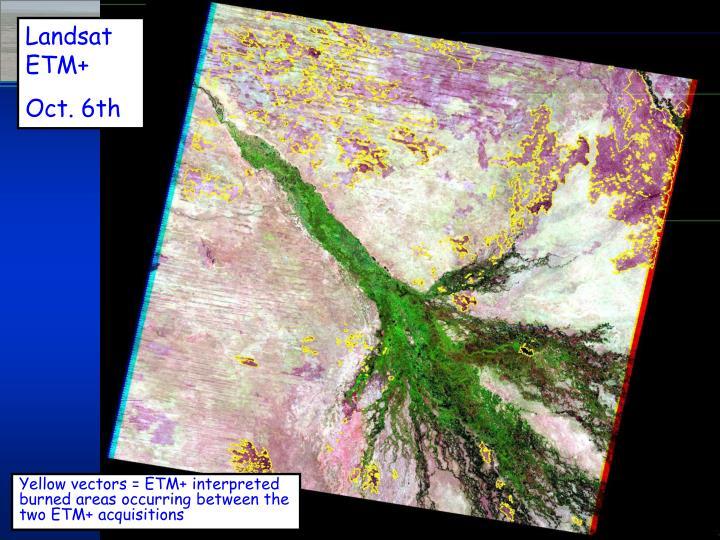 Landsat ETM+