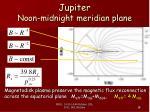 jupiter noon midnight meridian plane