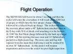 flight operation