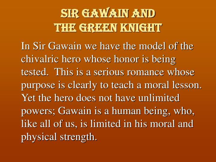 Sir Gawain and