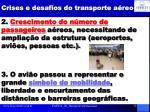 crises e desafios do transporte a reo1