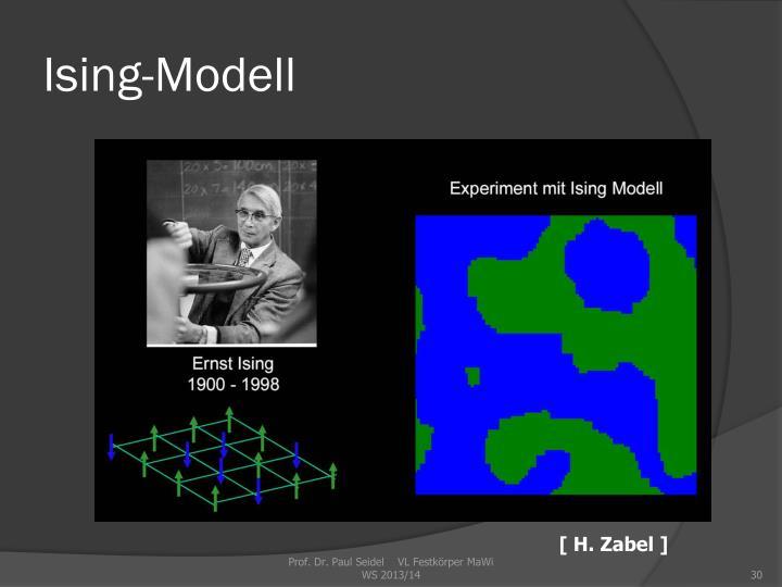 Ising-Modell