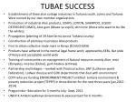 tubae success