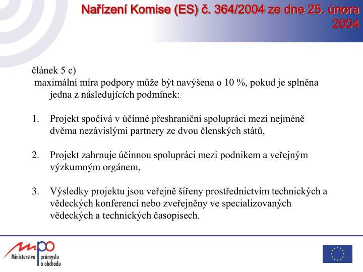článek 5 c)