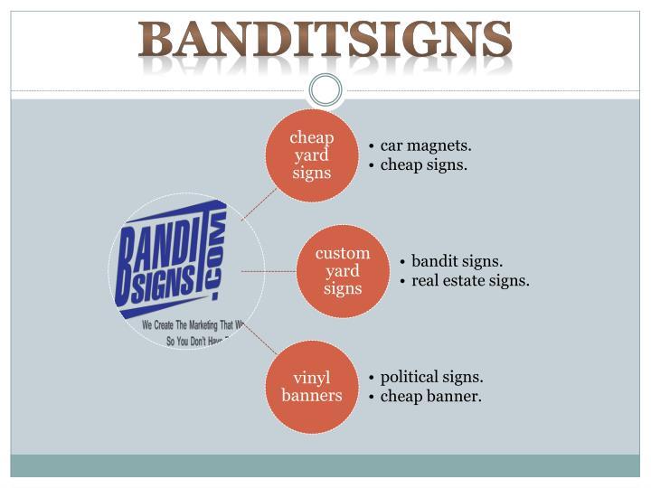 banditsigns