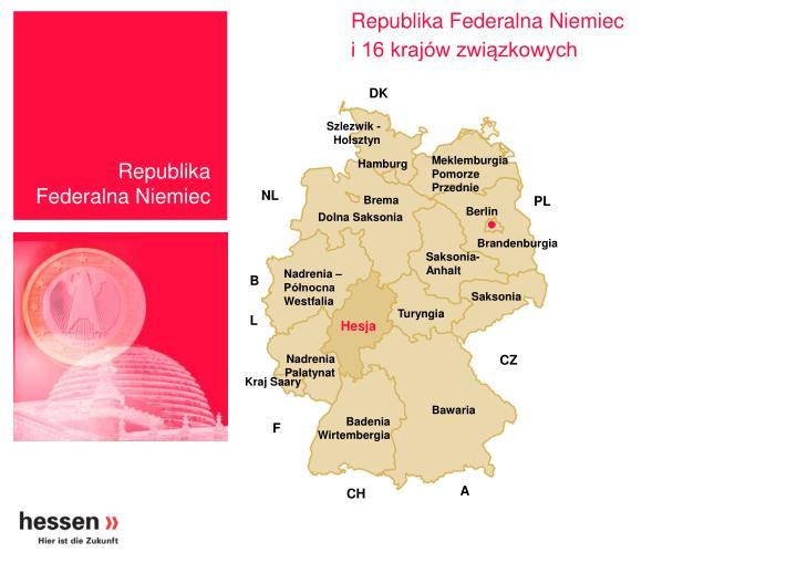 Republika federalna niemiec