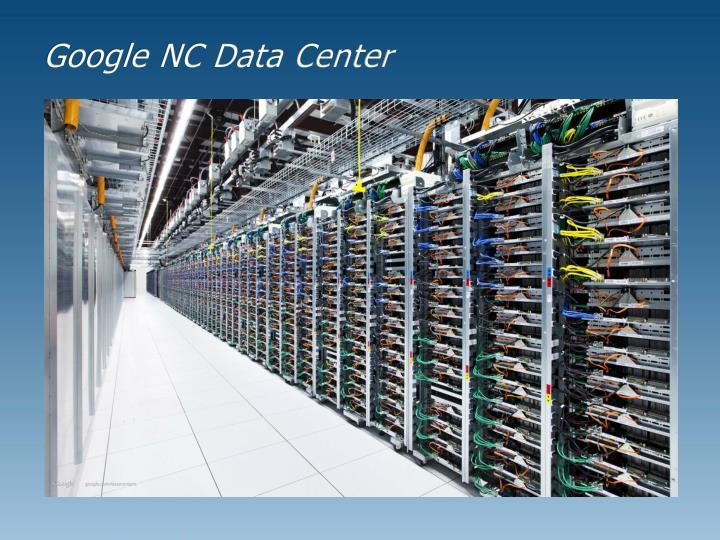 Google NC Data Center