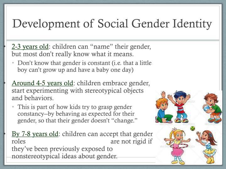 Development of Social Gender Identity