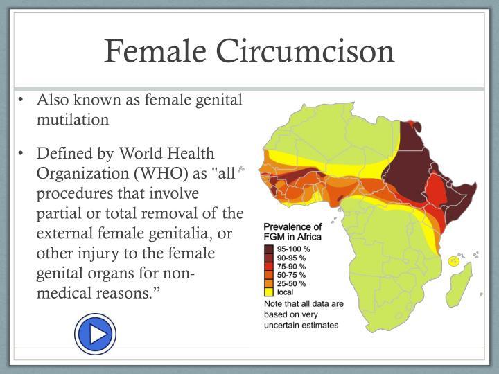 Female Circumcison