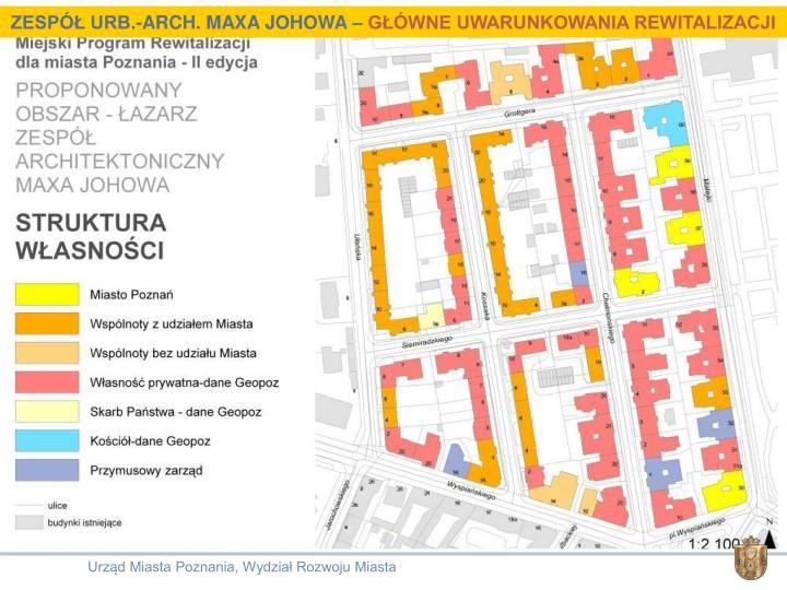 Urząd Miasta Poznania, Wydział Rozwoju Miasta