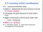 3 1 learning action coordination